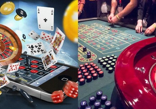 Card Games in the Online Casinos